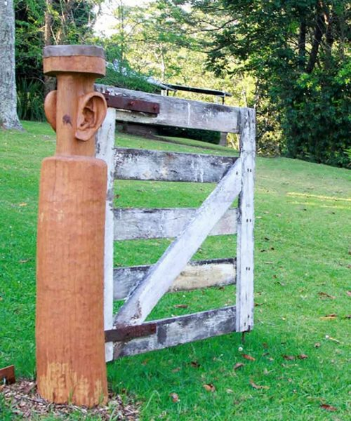 'The Gate Post V2.0' by Charles McGuire
