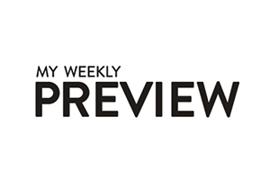 my weekly preview